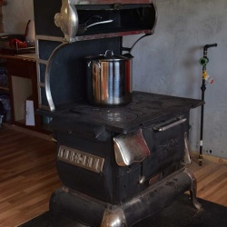 Wood Cook Stove