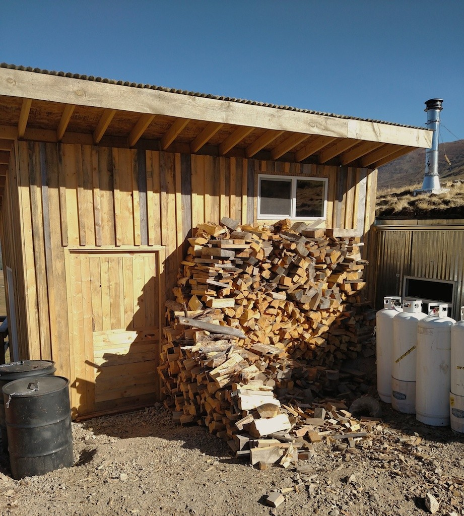 Stocked with Firewood